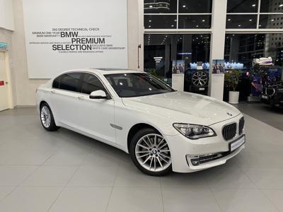BMW 7 Series  (2014)