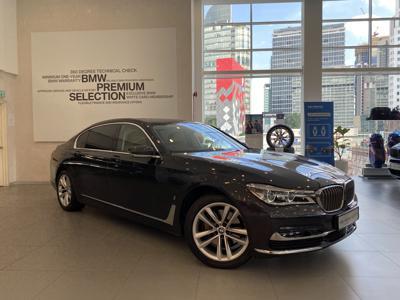 BMW 7 Series  (2017)