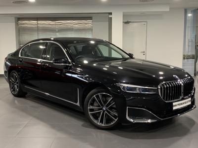 BMW 740Le  (2019)