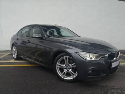 BMW 320d  (2014)