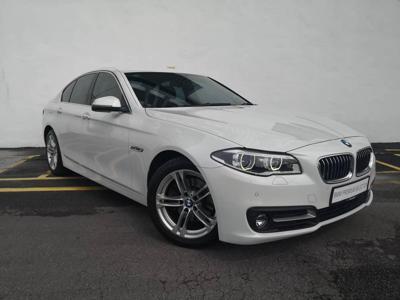 BMW 520i  (2015)