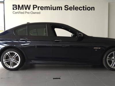 BMW 528i  (2014)