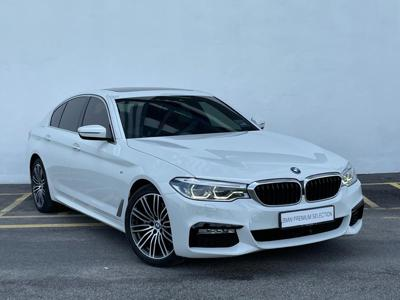 BMW 530i  (2017)