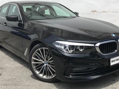 BMW 530e  (2018)