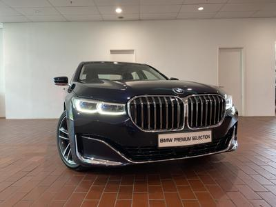 BMW 740Le  (2020)