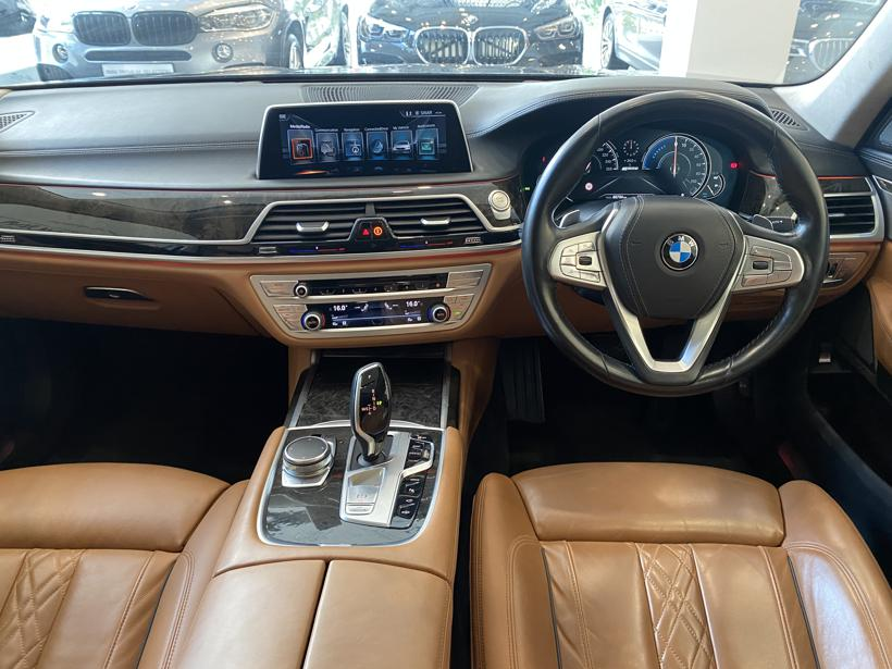 BMW 740Le G12 Sedan 4dr xDrive Steptronic 8sp AWD 2.0DiTsc