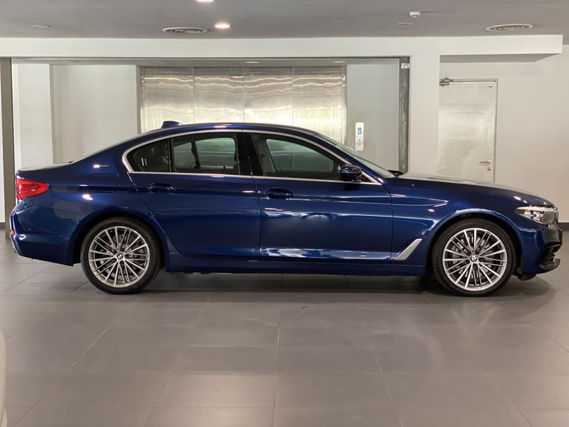 BMW 530e G30 Sedan 4dr Sport Line Steptronic 8sp RWD 2.0DiTsc (iPerformance)