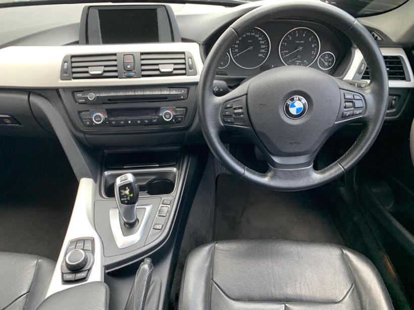 BMW 316i F30 Sedan 4dr Steptronic 8sp RWD 1.6DiTsc