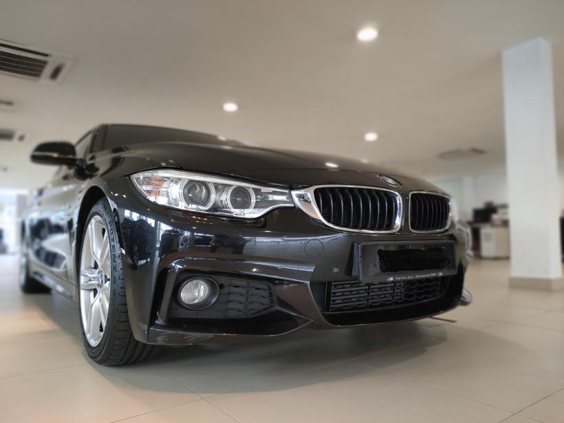 BMW 428i F32 Coupe 2dr M Sport SA 8sp RWD 2.0DiTsc