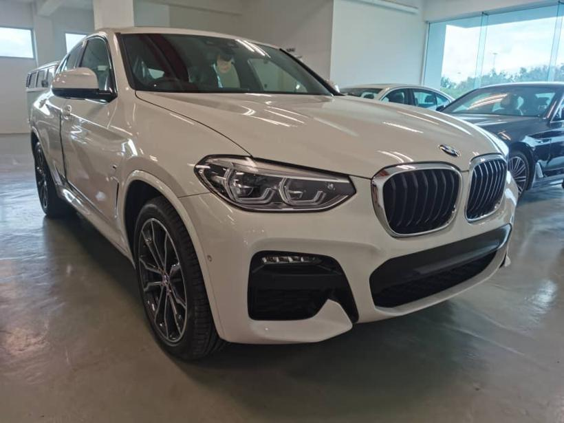 BMW X4 G02 Wagon 5dr xDrive30i M Sport Steptronic 8sp 4WD 2.0DiTsc (Driving Assist Pack)