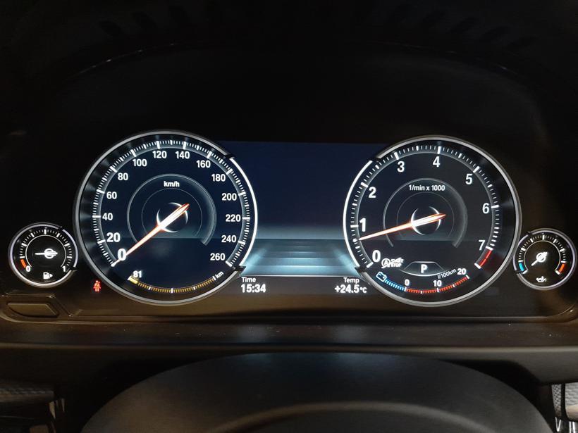 BMW X6 F16 Wagon 5dr xDrive35i M Sport Steptronic 8sp AWD 3.0DiTT (CKD)