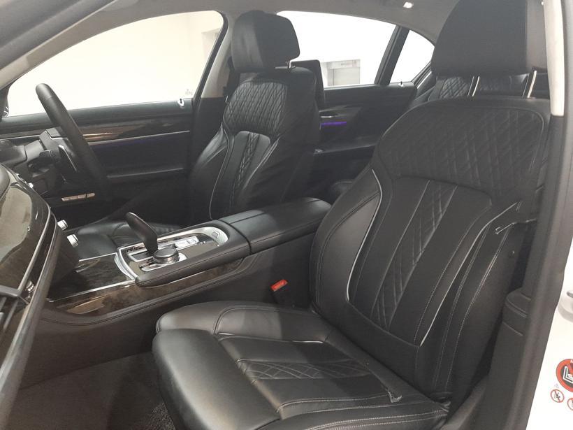BMW 740Le G12 Sedan 4dr xDrive Steptronic 8sp AWD 2.0DiTsc