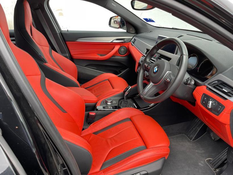 BMW X2 F39 Wagon 5dr M35i M Sport SA 8sp AWD 2.0DiTsc