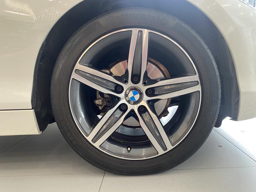 BMW 118i F20 Hatch 5dr Sport SA 8sp RWD 1.5DiT