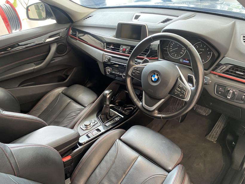 BMW X1 F48 Wagon 5dr sDrive20i Steptronic 8sp FWD 2.0DiTsc