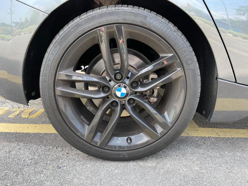 BMW 118i F20 Hatch 5dr M Sport SA 8sp RWD 1.5DiT
