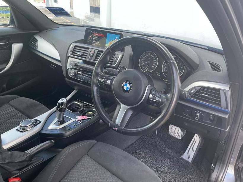 BMW 120i F20 Hatch 5dr M Sport Steptronic 8sp RWD 1.6DiTsc
