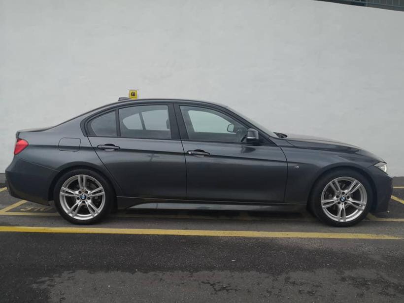 BMW 320d F30 Sedan 4dr M Sport SA 8sp RWD 2.0DDiT (CKD)