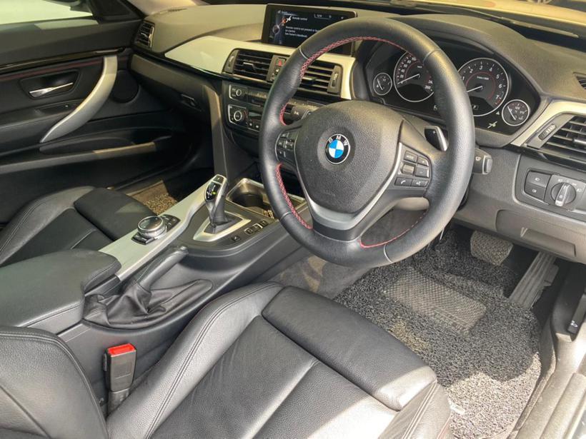 BMW 328i F34 Hatch 5dr GT Sport Line SA 8sp RWD 2.0DiTsc