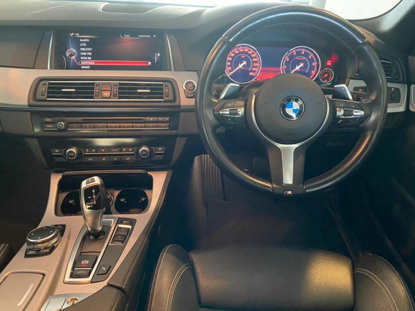 BMW 520i F10 Sedan 4dr M Sport Steptronic 8sp RWD 2.0DiTsc