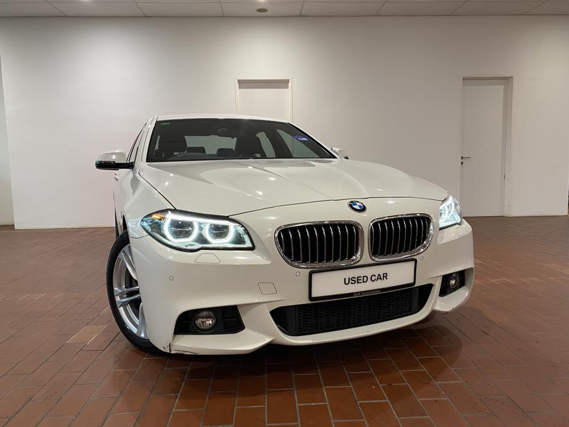 BMW 520i F10 Sedan 4dr M Sport Steptronic 8sp RWD 2.0DiTsc