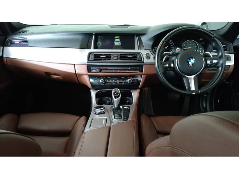 BMW 528i F10 Sedan 4dr M Sport Steptronic 8sp RWD 2.0DiTsc