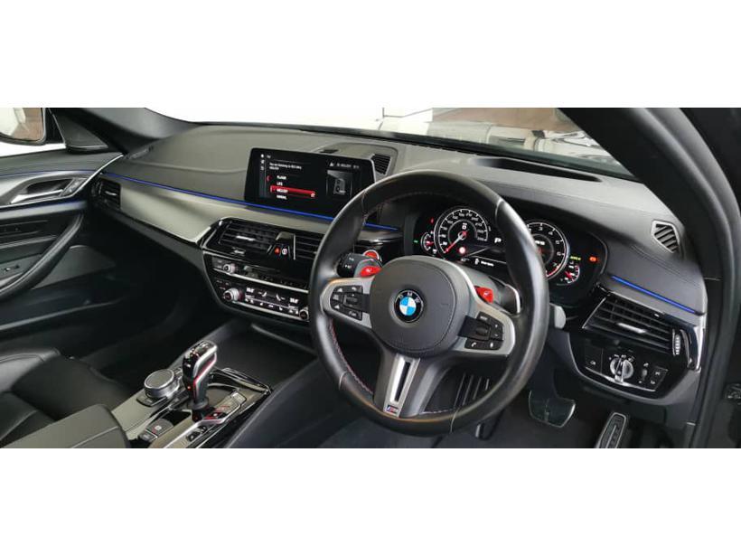 BMW M5 F90 Sedan 4dr SA 8sp AWD 4.4DiTT