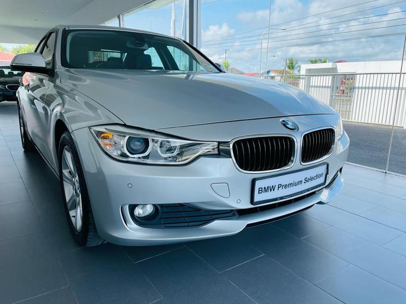 BMW 320d F30 Sedan 4dr Modern Line SA 8sp RWD 2.0DDiT (CKD)