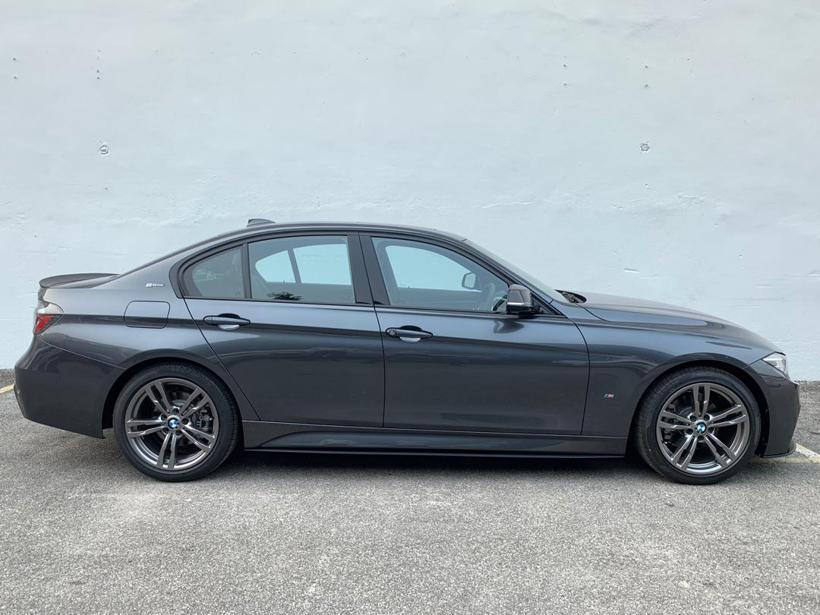 BMW 330e F30 Sedan 4dr M Sport SA 8sp RWD 2.0DiTsc