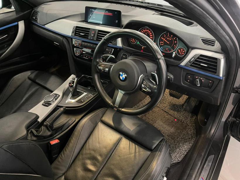 BMW 330i F30 Sedan 4dr M Sport SA 8sp RWD 2.0DiTsc