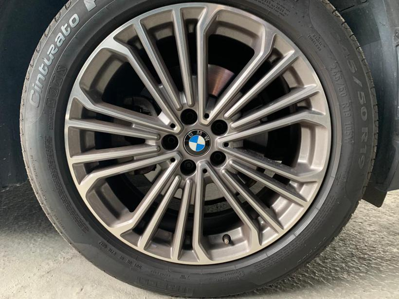 BMW X3 G01 Wagon 5dr xDrive30i Luxury Steptronic 8sp AWD 2.0DiTsc