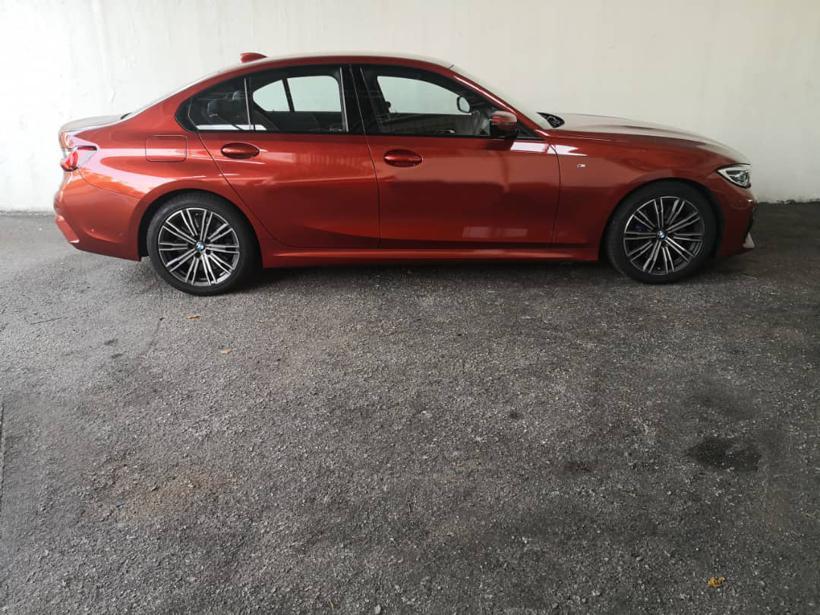 BMW 330i G20 Sedan 4dr M Sport SA 8sp RWD 2.0DiTsc
