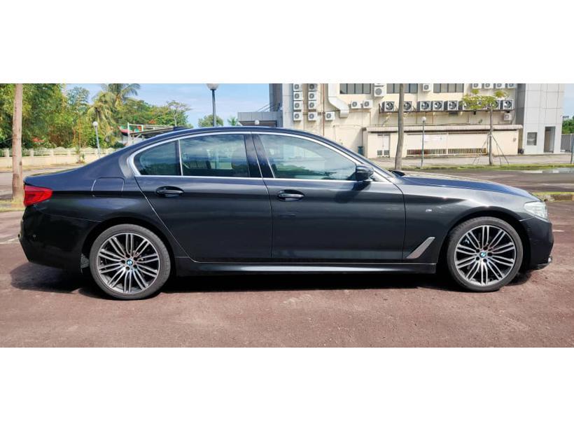BMW 530i G30 Sedan 4dr M Sport SA 8sp RWD 2.0DiTsc (CBU)