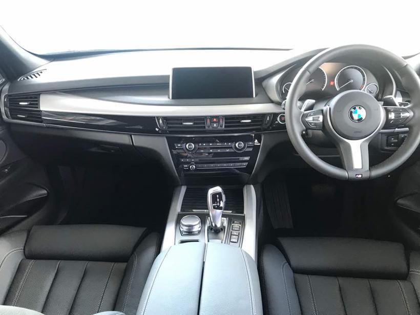 BMW X5 F15 Wagon 5dr xDrive40e SA 8sp 4WD 2.0DiTsc (M Sport)