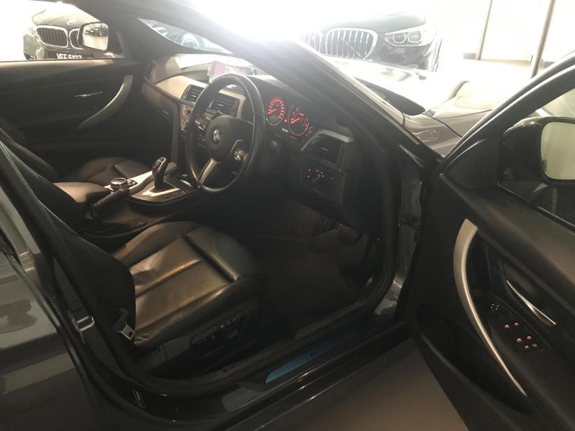 BMW 3 Series 328i Sport Line Sedan